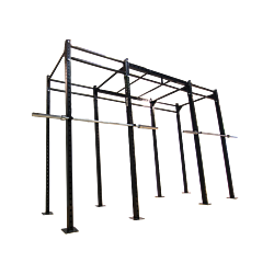 """iXPR Series 20M"""" Wall Mount Rig"""