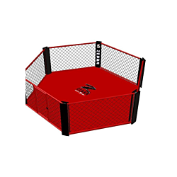 Floor Mount MMA Cage   Fight Cage