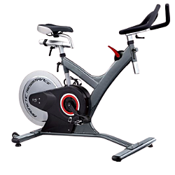 PRO RM MAGENTIC RESISTANCE SPIN BIKE  FULL COMMERCIAL