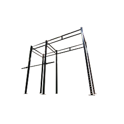 """iXPR Series 10"""" Wall Mount Rig"""