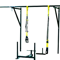 Wall Mount System For Suspension Trainers